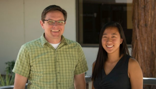 Photo of Jacob Gano and Grace Kim