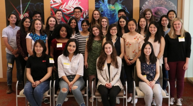 2018 Canary Center Interns