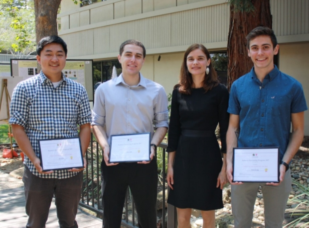 2017 Summer Intern Symposium Winners