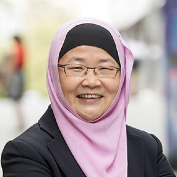 Photo of Jackie Y. Ying