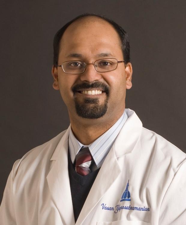 Photo of  Srinivasan Yegnasubramanian, M.D., Ph.D.