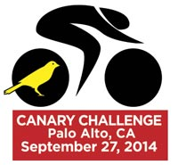 2014 Canary Challenge logo