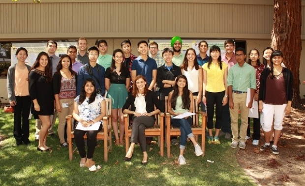Photo of Canary Center 2015 Interns
