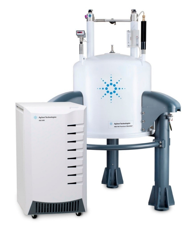Photo of Agilent 400MHz NMR