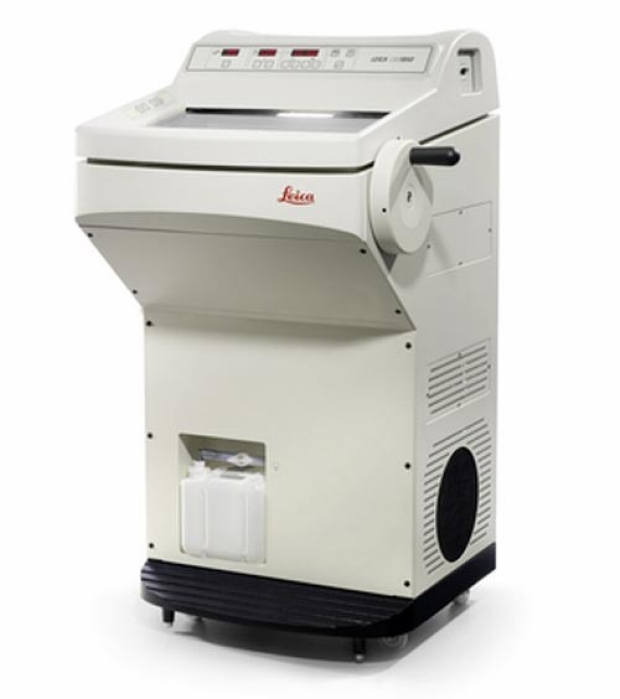 Photo of Leica CM1850 Cryostat