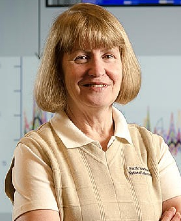 Photo of Karin Rodland, PhD